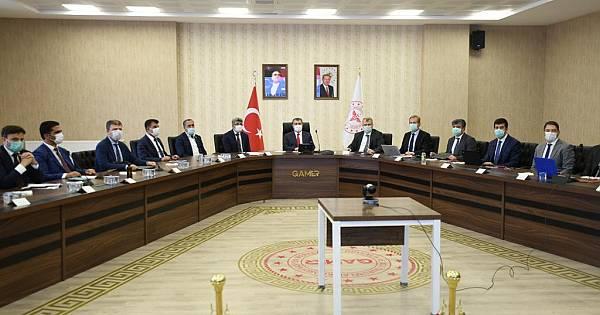 Bakan Koca, Van-Hakkari-Bitlis-Muş bölge değerlendirme toplantısı gerçekleştirdi