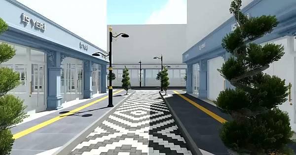 Sokaklar; alt ve üstyapı çalışmaları ile tümden yenilecek