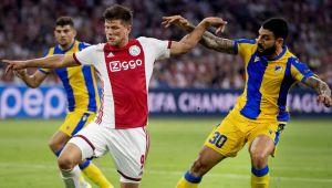 Ajax, Slavia Prag ve Club Brugge, Şampiyonlar Ligi'nde gruplara kaldı