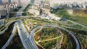 Finans Merkezi'ne 'İstanbul' dokunuşu
