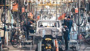 Sanayi üretimine bayram etkisi