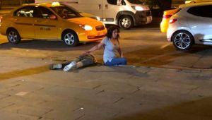 Sokak ortasında tartıştığı kişiyi defalarca bıçakladı