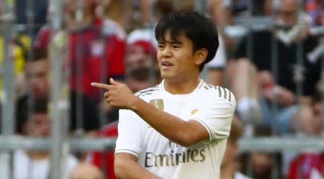 Takefusa Kubo Mallorca'ya kiralandı