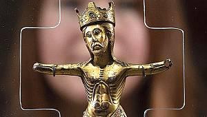 200 yıl önce kaybolan 13'üncü yüzyıldan kalma bir İsa heykelciği
