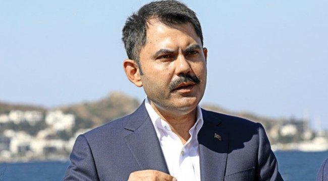 Bakan Murat Kurum: 'Hiçbir eksik yok'