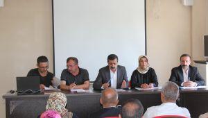 Başkale Belediyesi Eylül Ayı Meclis Toplantısı Başladı