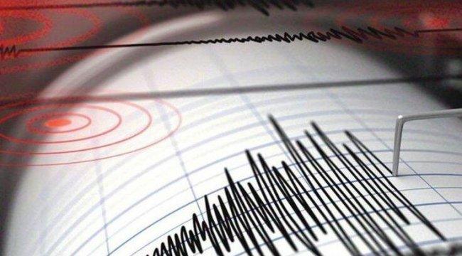 Bu ilde 3.5 büyüklüğünde deprem