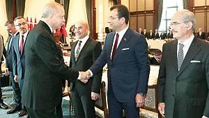 Erdoğan'a ileten CHP'li başkanlar mali destek...