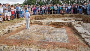 İngiltere'de Roma mozaiği