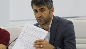 İpekyolu Belediye Meclisinde Kayyım Atamarına KInama