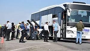 İstanbul' diyerek Kırıkkale'ye bıraktılar Kaçak Göçmenleri