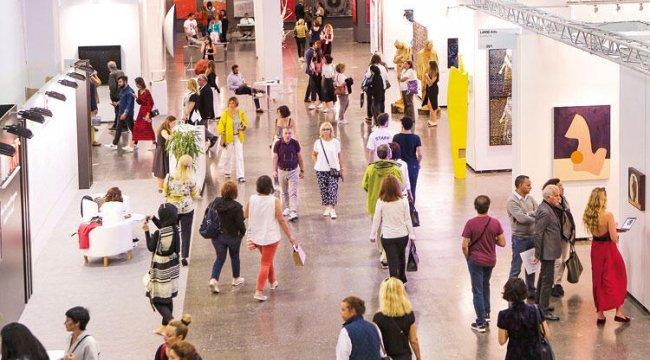 İstanbul sanatta ilk 5'e girecek