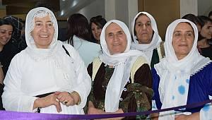 Kadın Danışma Merkezi Kadınların Yoğun Katılımıyla Açıldı