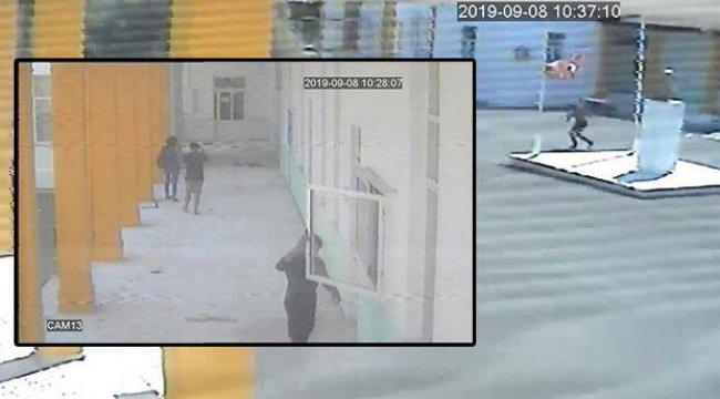 KKTC'de Türk bayrağını çalıp Rum tarafına kaçan kişi hakkında tutuklama emri verildi