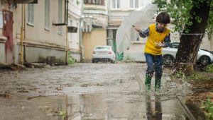 Meteoroloji'Uyardı Bir Çok İlde Yağmur Bekleniyor