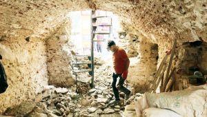 'Pir Mehmed' çöpe atılmış