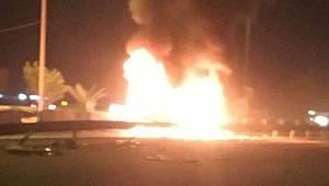 SON GELİŞME! Minibüse yerleştirilen bomba patladı