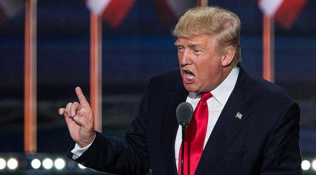 Trump'tan İran'a askeri operasyon mesajı verdi ama... İran...