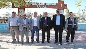 Tuşba Belediyesinin Yaptırdığı Park Tahrip Edildi