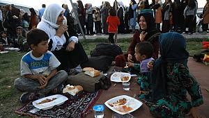 Van'a 23 bin mülteci giriş yaptı.