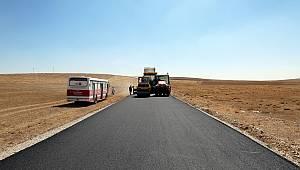 Van'da Tehlikeli Yollar Onarılıyor