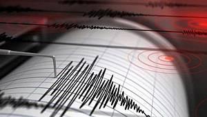 Yunanistan'da 3,7 büyüklüğünde deprem