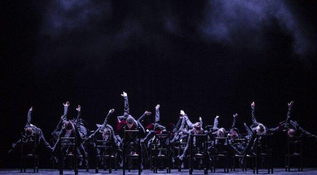 Ankara Devlet Opera ve Balesi Modern Dans Topluluğu, Tango ile seyirci karşısına çıkacak