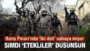 Barış Pınarı Harekatı'nda da JÖH ve PÖH timleri sahaya iniyor