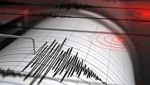 Ege Denizi'den korkutan deprem