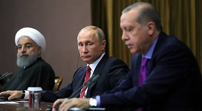 "Erdoğan'dan İran'a ""Çatlak Ses"" Benzetmesi"