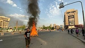 Irak'taki gösterilerde ölü sayısı 18'ye yükseldi
