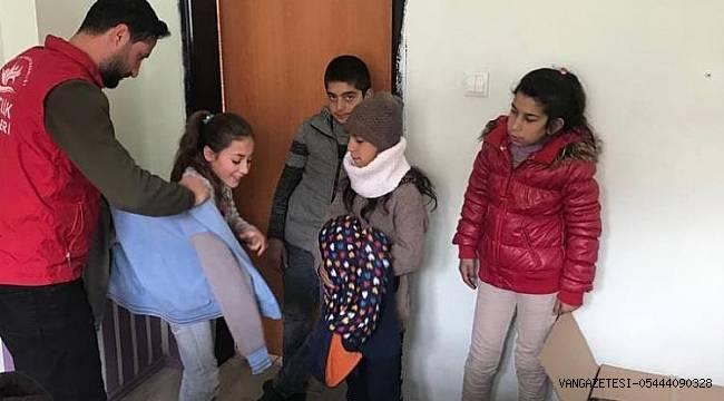 """Kalpteki Melekler"""" Projesi İzmir'den Doğuya Kardeşlik Köprüsü Kurdu"""