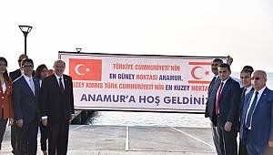 Kuzey Kıbrıs Türk Cumhuriyetinden sıcak gelişme