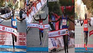 Şampiyonlar Maratonda