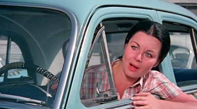Şoför Nebahat filmi gerçek oldu, görenler şaşkınlığını gizleyemedi