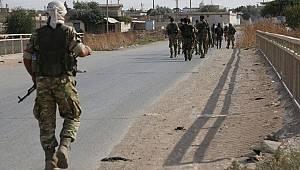 Son dakika: Suriye Milli Ordusu askerleri stratejik M4 kara yoluna ulaştı