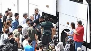 """""""Suriyeli sığınmacılarda dönüş eğilimi azalıyor"""""""
