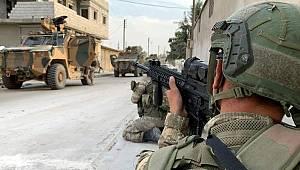 Teröristlerden saldırı: Anında karşılık verildi
