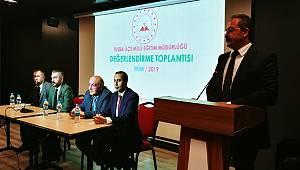 Tuşba'da 'Değerlendirme Toplantısı' yapıldı