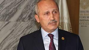 Ulaştırma Bakanı Turhan: