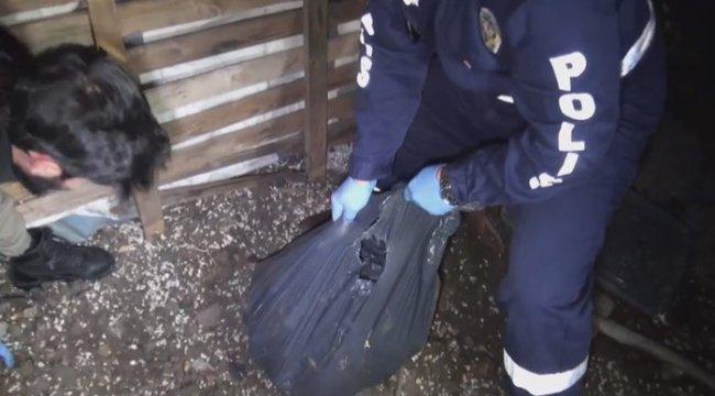 510 kilo uyuşturucu madde ele geçirildi