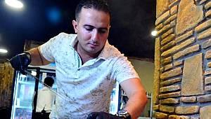 Adanalı kebabcı, terayağlı lokum yemeğinden günde 6 bin TL kazanıyor