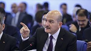 Bakan Soylu'nun HDP Açıklaması