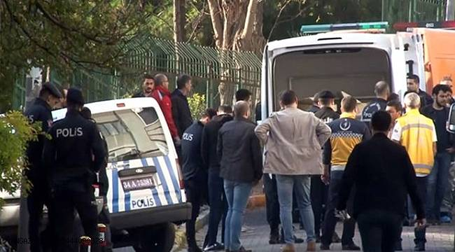 Bakırköy'de Şüpheli Ölüm
