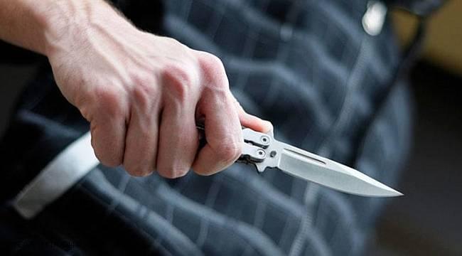 Bıçaklı kavga: 2'si ağır 3 kişi yaralandı