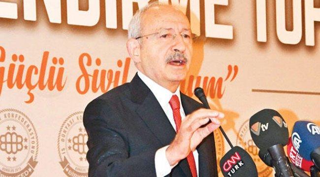CHP Lideri Kılıçdaroğlu, 'EYT sorununu biz çözeceğiz'