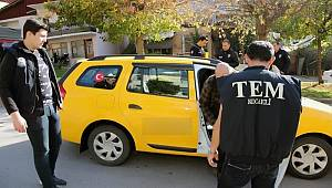 Kocaeli'de aranan 19 kişi huzur uygulamasında yakalandı