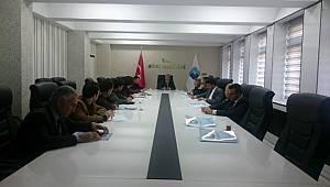 KÜSİ İl Planlama ve Geliştirme Kurulu toplantısı yapıldı