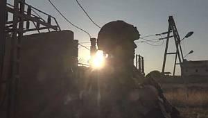 MSB: Uzman personelimiz, Rasulayn'da trafoları onarıyor
