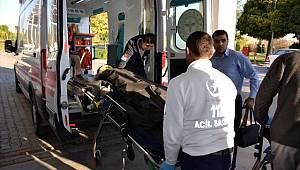 Otomobil şarampole devrildi: 6 yaralı
